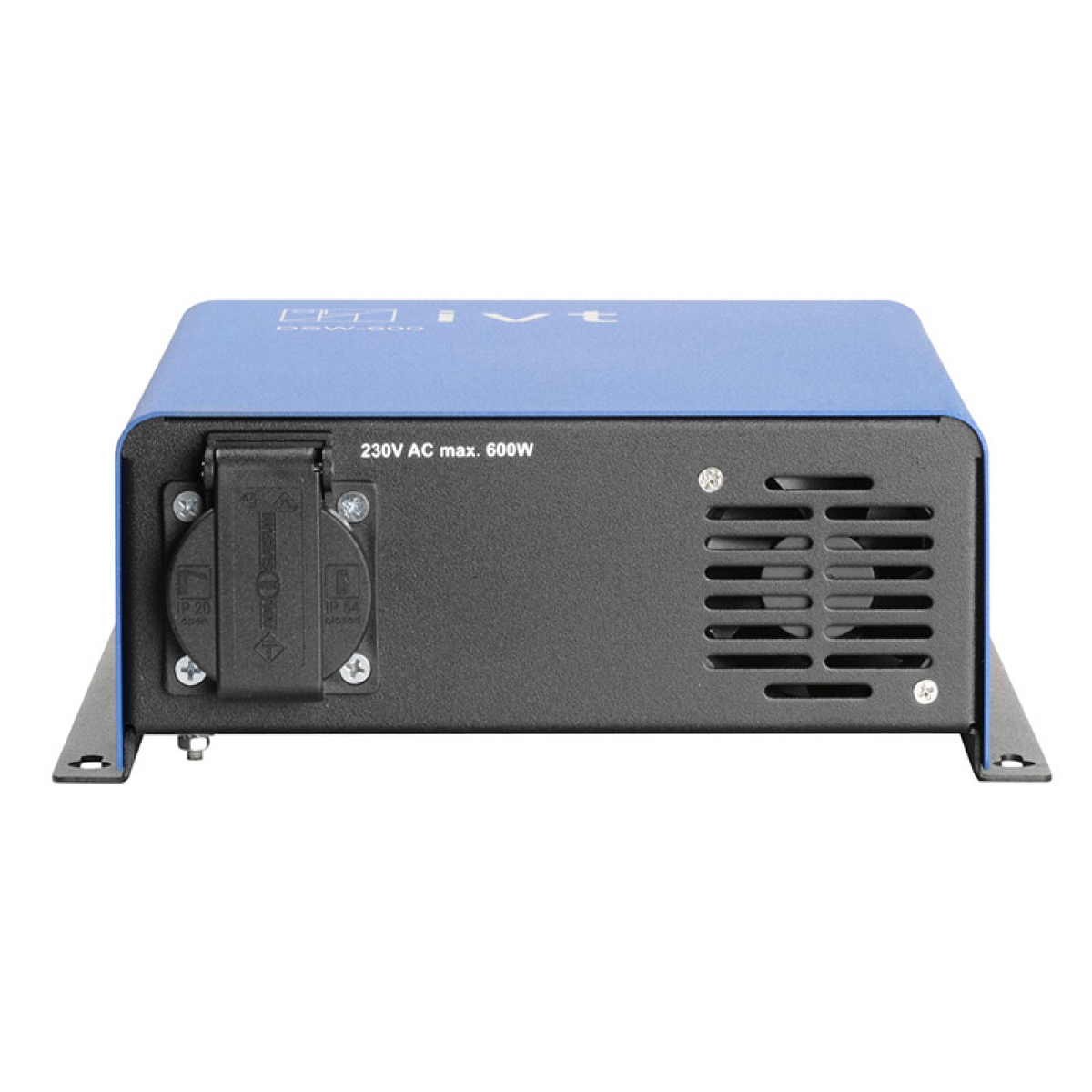 Digitaler Sinus Wechselrichter DSW-600, 12 V, 600 W - IVT-Hirschau