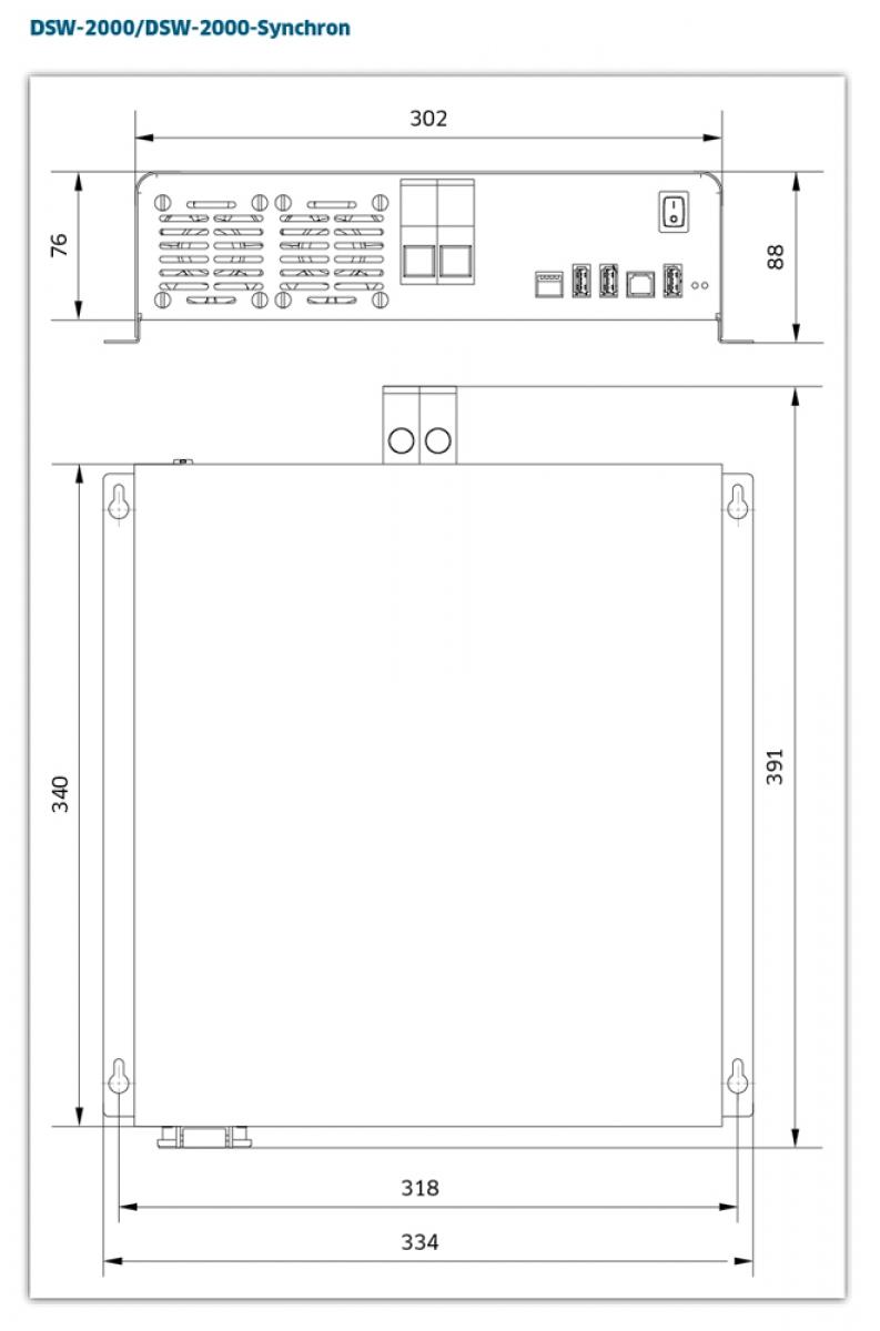 Digital Sine Wave Inverter Dsw 2000 12 V W Ivt Hirschau Circuit Diagram