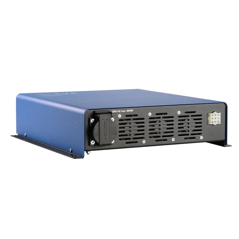 Digitaler Sinus Wechselrichter DSW-2000-Synchron, 12 V, 2000 W - IVT ...