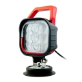 LED Work Lamp with magnetic base, 22 W, 1,490 lm