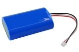 Li-ion battery 7.4 V, 2.2 Ah for SH-5.300, PL-830, PL-828